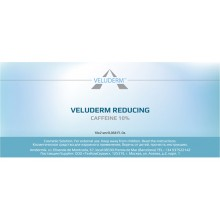 Veluderm Caffeine 10% reducing solutio